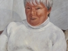 Artist\'s Nurse Mrs. Keeley (Small version)